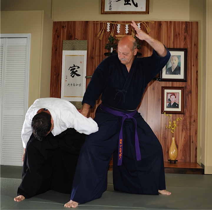 Cliff Brunetti sensei