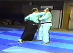 Jujutsu Demonstration 1990
